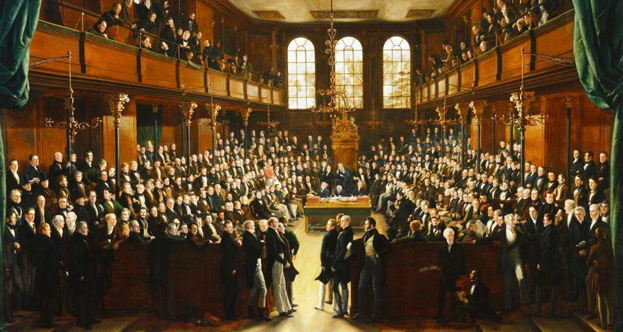 development of english parliament during 17th century