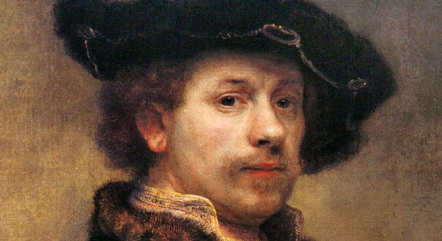 Рембрант-портрет