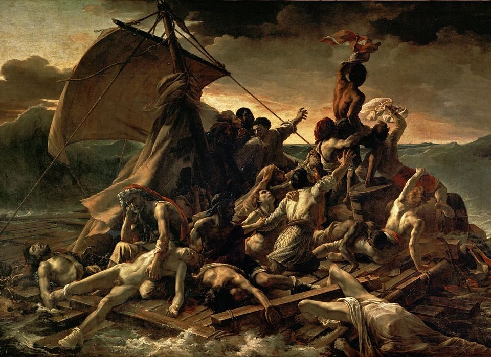 1024px-JEAN_LOUIS_THÉODORE_GÉRICAULT_-_La_Balsa_de_la_Medusa_(Museo_del_Louvre,_1818-19)
